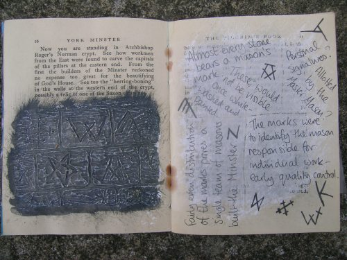 Altered York Minster book 8