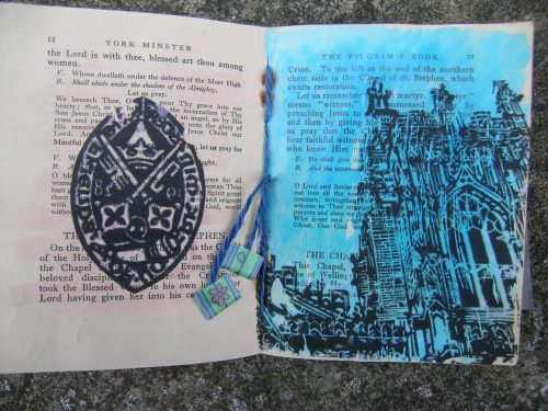 Altered York Minster book 9