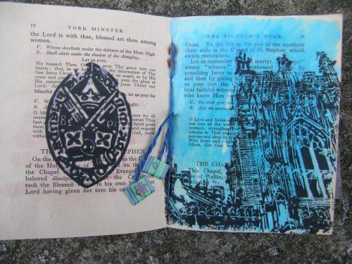 Altered York Minster book 9