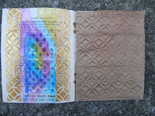 Altered York Minster book 14