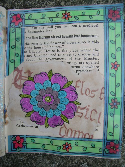 Altered York Minster book 17