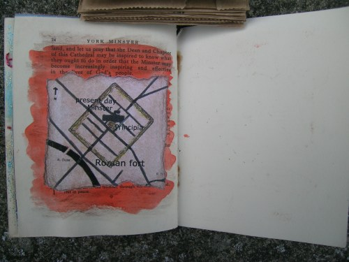 Altered York Minster book 18