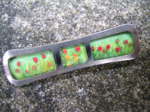 Summer Meadow brooch 7