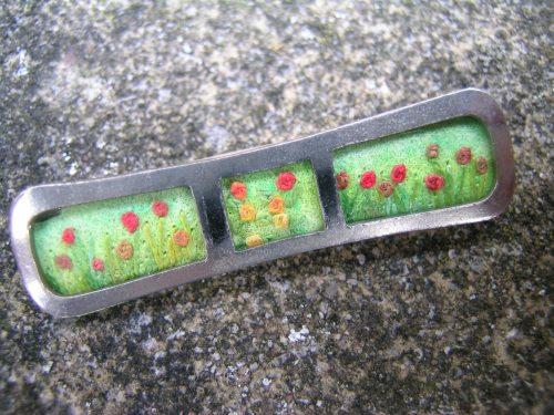 Summer Meadow brooch 7