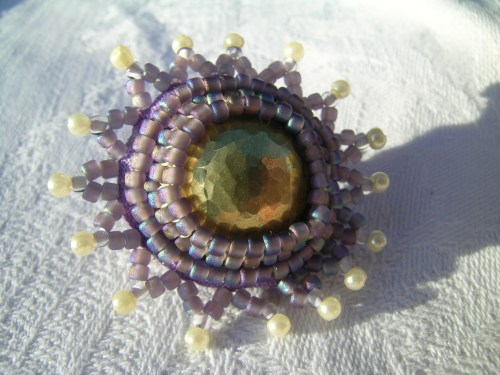 Twilight brooch 2