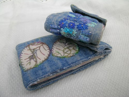 Denim cuff books