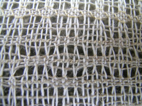 Reeded Stitch close-up