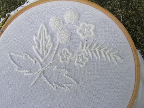 More whitework 1