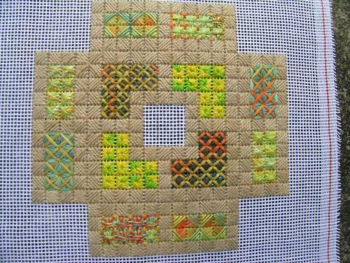 More knot garden 4