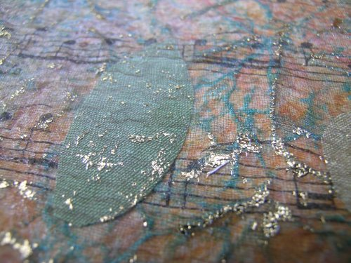 Fused paper fabric transfoil