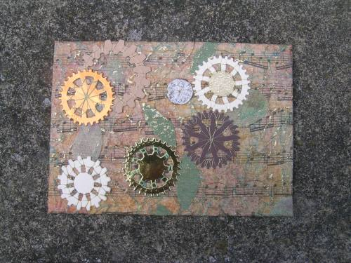 Steampunk journal 1