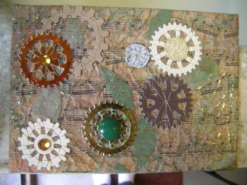 Steampunk journal 2