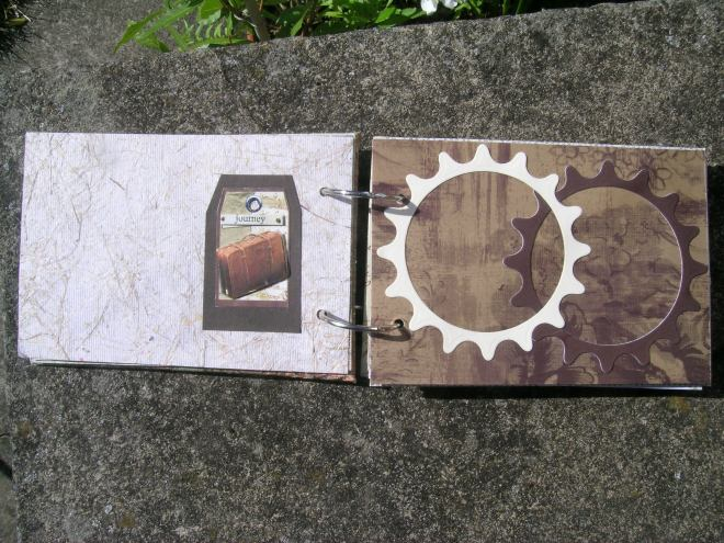 Steampunk journal 8