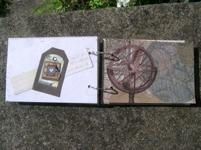 Steampunk journal 12