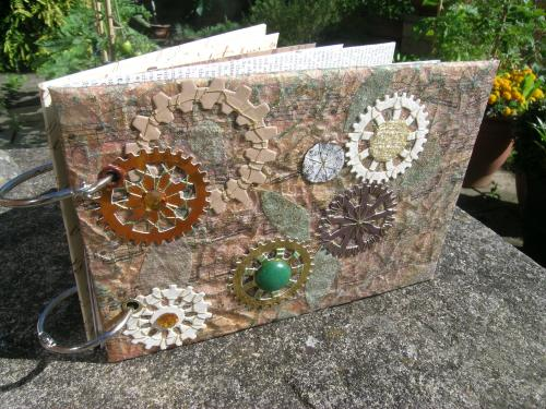 Steampunk journal 3